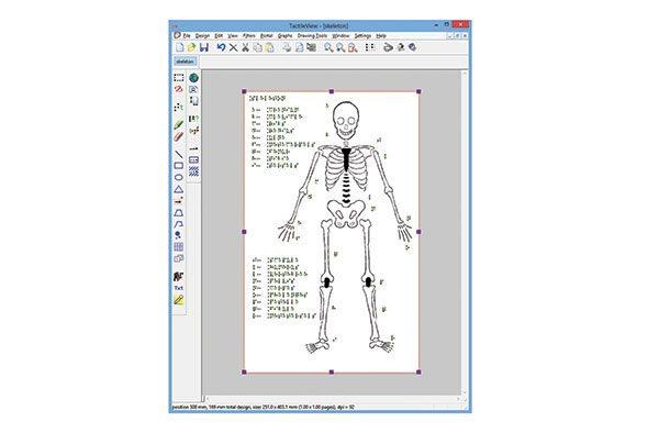 TactileView Design Software