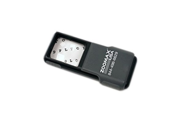 LED Pocket Slide Magnifier