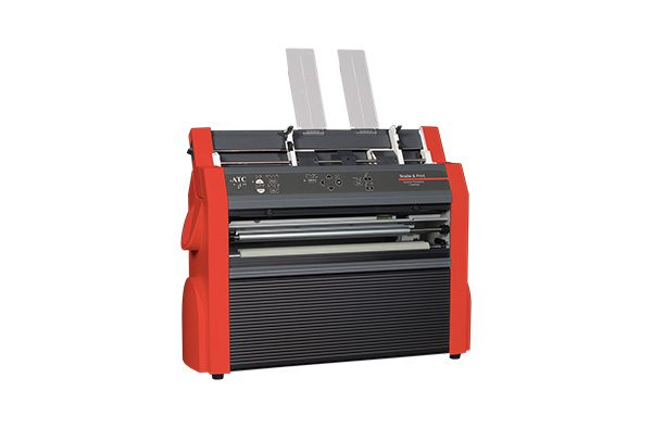 American Thermoform Braille and Print embosser