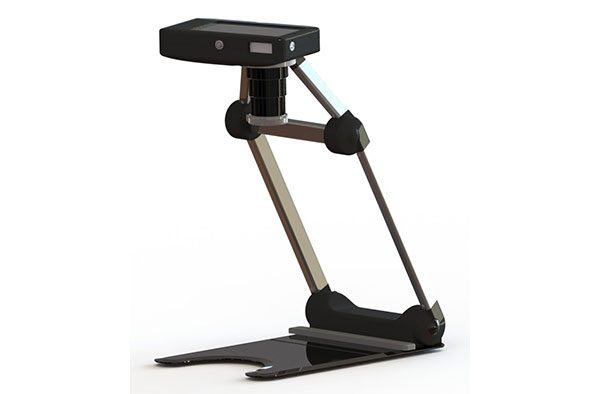 Readit Scholar HD magnifier with OCR and speech